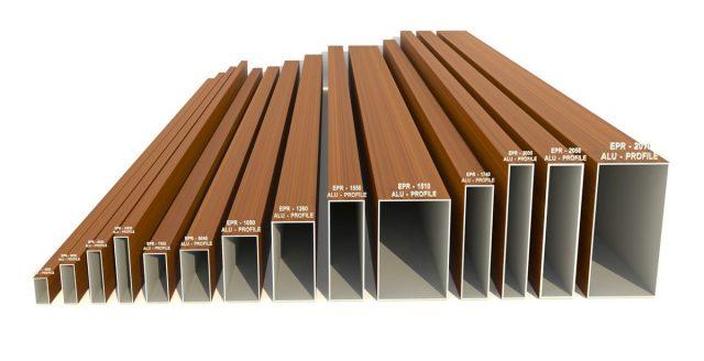 kim loại phủ veneer gỗ