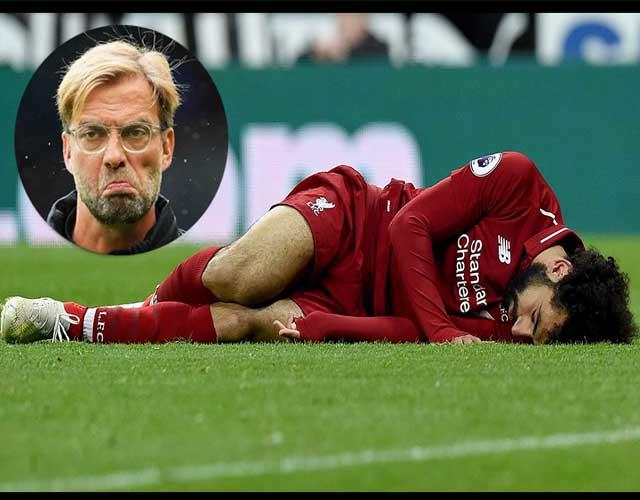 HLV Juergen Klopp đã phủ nhận về ý định ra đi của Salah