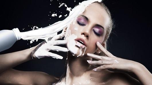 Cách làm trắng da từ thiên nhiên với sữa tươi